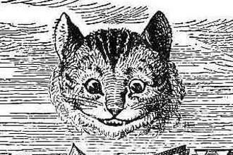 Cheshire Cat by John Tenniel Alice In Wonderland Characters Original Cat